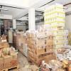 مباحث التموين تضبط 2 طـن مواد غذائية فاسدة قبل طرحها بالأسواق فى 6 أكتوبر