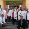 افتتاح الوحدة الصحية بالمنطقة السادسة ابنى بيتك