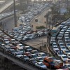 تعرف على التعديلات المرورية الجديدة للقضاء على التكدس المروري بـ « 6 أكتوبر »