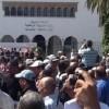 وقفة احتجاجية للعاملين بإدارة 6 أكتوبر التعليمية أمام التعليم للمطالبة بالتعيين