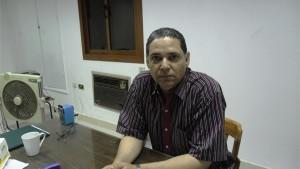 صبري غازي مدير مباحث الوادي الجديد