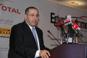 أشرف سالمان - وزير الإستثمار