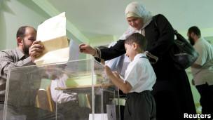 التصويت في الخارج جرى على مدار أسبوع