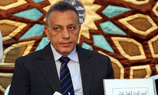 اللواء محمد كمال الدالى