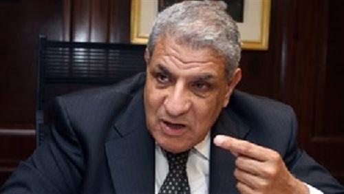 المهندس إبراهيم محلب وزير الإسكان