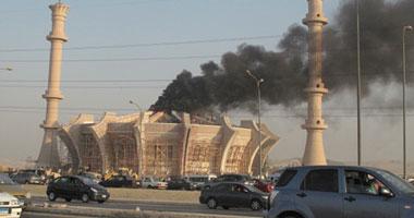 قوات الحماية المدنية سيطرت على الحريق