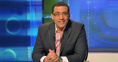 """خالد صلاح رئيس تحرير جريدة """"اليوم السابع"""""""