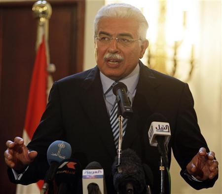 رئيس الوزراء الدكتور احمد نظيف