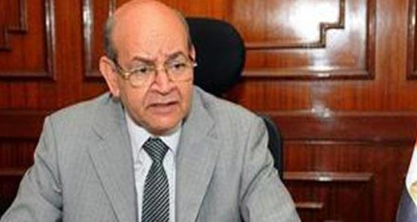 محافظ الجيزة د.على عبد الرحمن