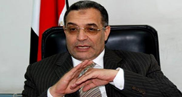 رئيس مصلحة الضرائب د. أحمد رفعت