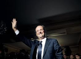 فرانسوا هولاند الرئيس الفرنسي