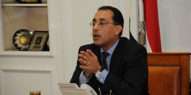 مصطفى مدبولى- وزير الاسكان