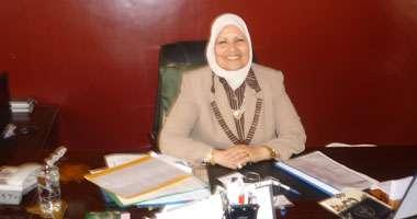 نسيبة عبد المنعم - وكيلة وزارة التربية والتعليم بمحافظة 6 أكتوبر