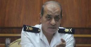اللواء عمر الفرماوي - مدير أمن 6 أكتوبر