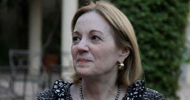 السفيرة الأمريكية آن باترسون