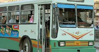 النقل الجماعي بمدينة 6 أكتوبر - ارشيفيه